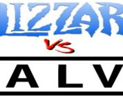 Valve demandada por Blizzard