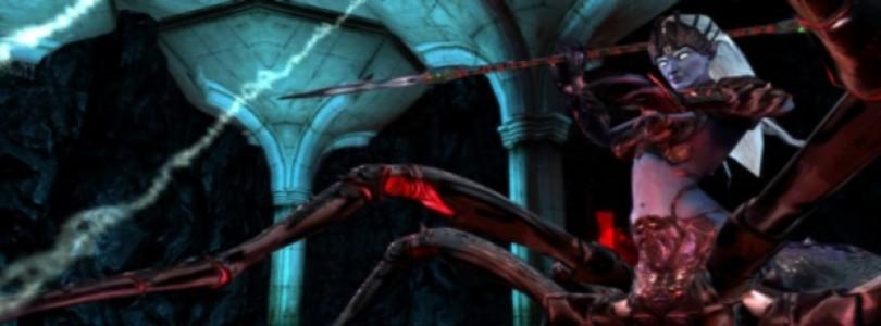 D&DO lanza nuevas imágenes de Web of Chaos