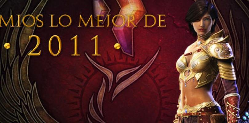 Premios ZonaMMORPG a lo mejor del año 2011