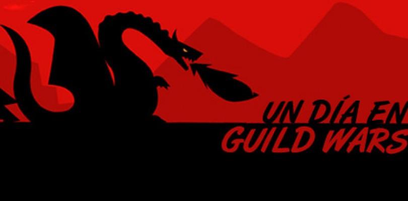 Comic – Un día en Guild Wars 2: El Comienzo