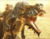 Dino Storm: Combate en monturas y contra un T-Rex