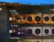 Guild Wars 2 – Juega a tu manera, rasgos y atributos