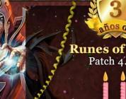 Runes of Magic cumple 3 años con grandes eventos