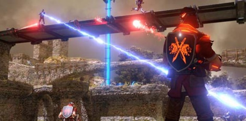 Video del gameplay de ShootMania Storm