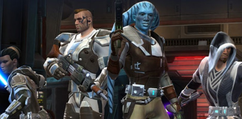 Star Wars The Old Republic presenta su formato free-to-play