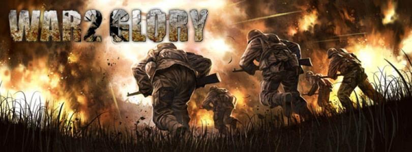 El juego de estrategia WAR2 Glory abre un nuevo servidor