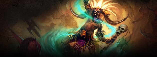Diablo III - Medico Brujo