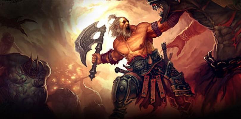 Diablo III: Nuevo vídeo del Bárbaro