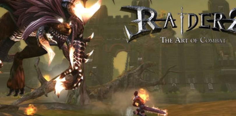 Broken Silence la primera expansión de RaiderZ