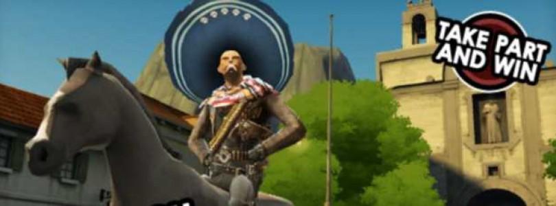 Inicio del concurso «Spot the Dev» en Battlefield heroes