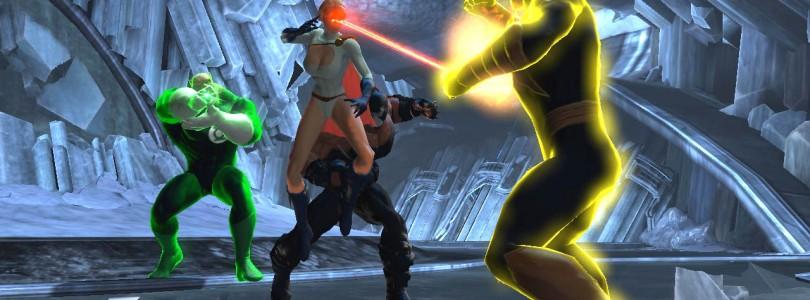 Llega Sons of Trigon de DC Universe Online