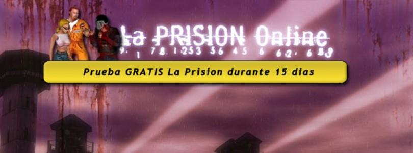 Prueba durante 15 días el juego Español, La Prisión