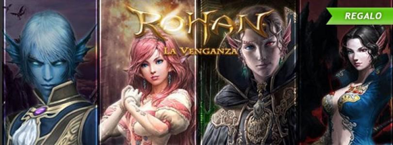 Repartimos 300 packs de inicio de Rohan: La Venganza