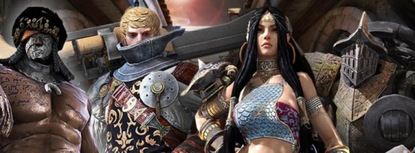 Renaissance Heroes: Nuevo evento y consigue un arma totalmente gratis!