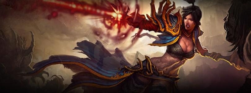 Diablo III: Los jugadores de PC y PS3/4 separados