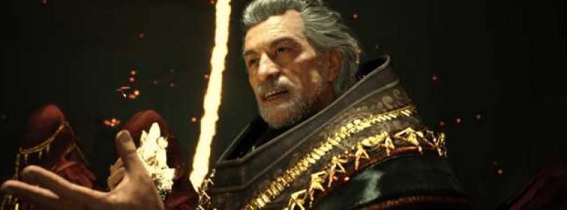 E3: Demo Técnica de Agni's Philosophy