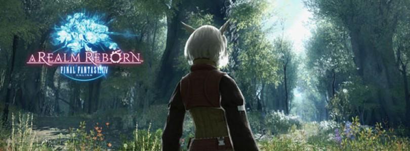 FINAL FANTASY XIV: A Realm Reborn a la venta este verano
