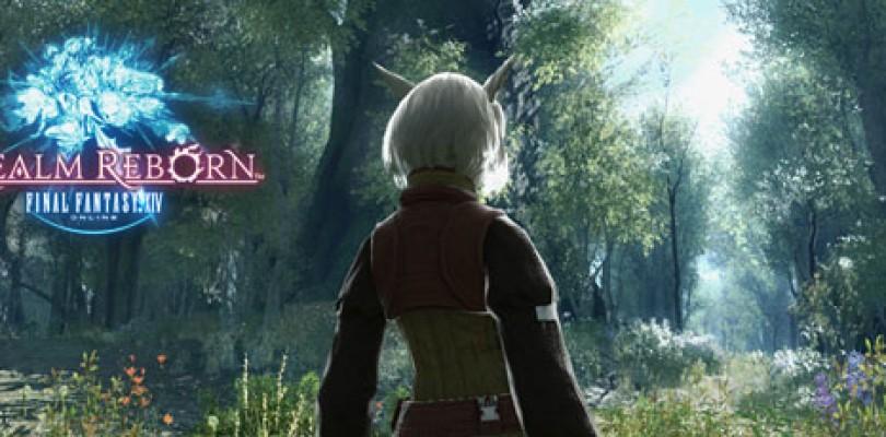 Square Enix presenta FINAL FANTASY XIV: A Realm Reborn