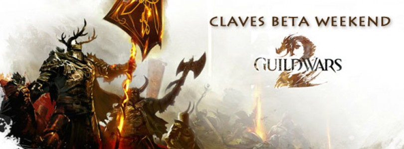 Repartimos 300 claves para el próximo evento beta de Guild Wars 2