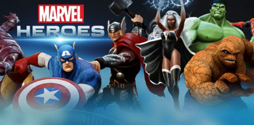 Video Blog de Marvel Heroes – Como se construye un Heroe