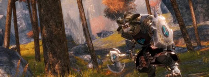 Guild Wars 2 ya está disponible para MAC