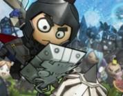 Happy Wars el primer f2p para Xbox 360