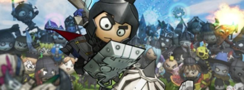 Happy Wars lanzado, el primer f2p de Xbox 360