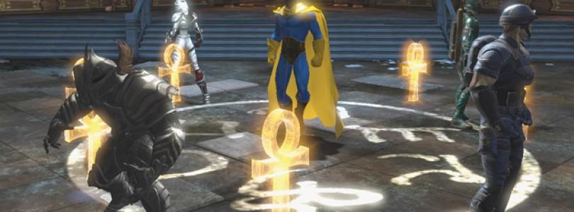 DC Universe Online anuncia el torneo Legends PvP