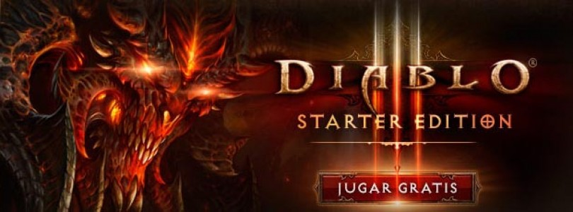 Prueba Diablo III gratis con la Starter Edition