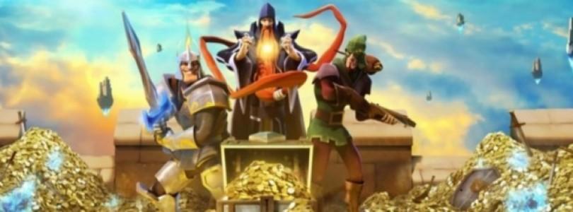 The Mighty Quest for Epic Loot el nuevo F2P de Ubisoft