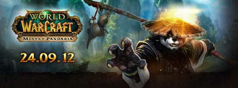 Teaser tráiler de World of Warcraft: Mists of Pandaria v5.2