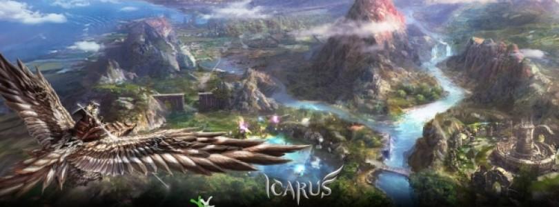 G*Star 2012: Videos ingame de Icarus
