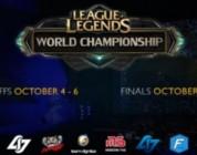 El Campeonato mundial de la 2ª temporada de LoL va comenzar