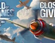 500 claves para la beta de World of Warplanes