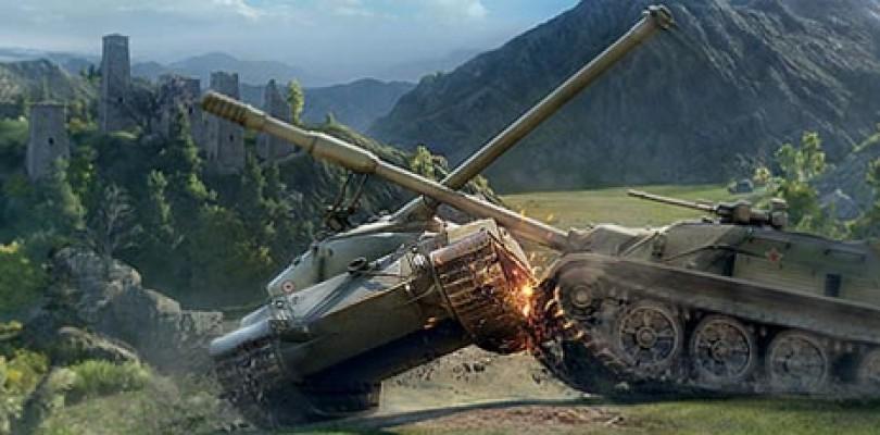World of Tanks PS4:  40 vehículos y 11 mapas nuevos añadidos
