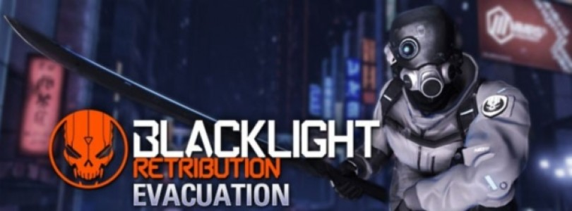 Actualización de Blacklight Retribution