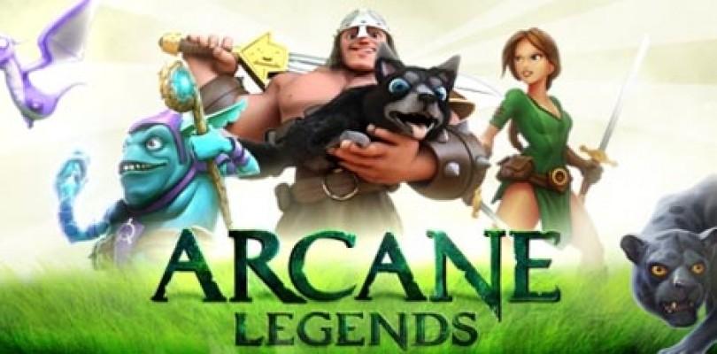 Arcane Legends llega a la Apple AppStore