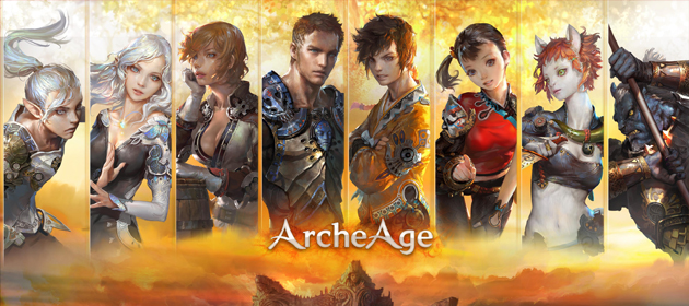 archeage feature