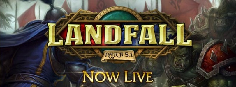 World of Warcraft: Llega el parche 5.1 «Desembarco»