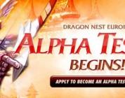 Dragon Nest Europa: Inminente fase Alpha