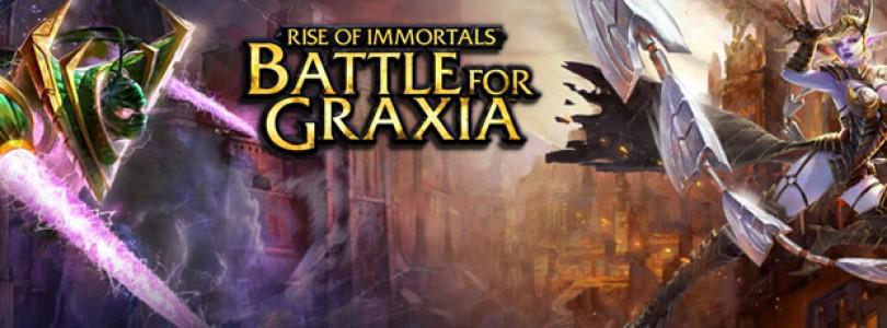 Relanzamiento de Battle for Graxia, nuevo comienzo de este MOBA