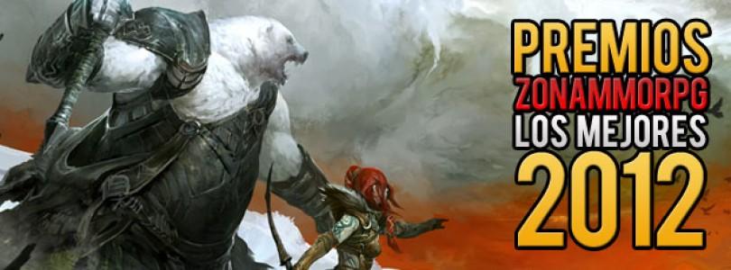 Premios ZonaMMORPG a lo mejor del año 2012