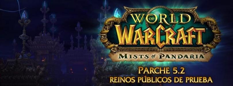 World of Warcraft: Disponible el 5.2 en el servidor de pruebas