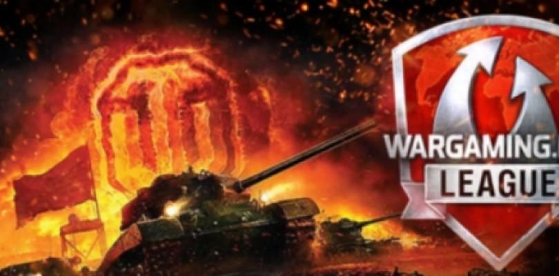 World of Tanks  anuncia la Wargaming.net League