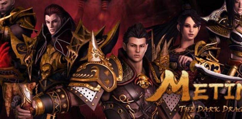 «The Dark Dragons» , nueva ampliación para Metin2
