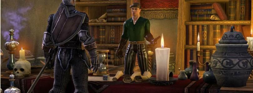 E3 – Nuevas dungeons, cambios de apariencia y el housing están por llegar a The Elder Scrolls Online