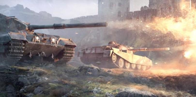 World of Tanks recibe Refuerzos de Reino Unido