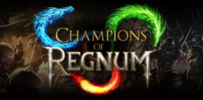 Champions of Regnum llega a Steam