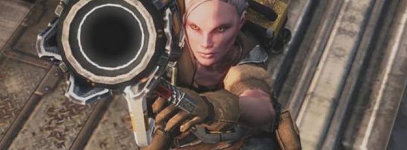 La personalización de armas en el nuevo trailer de Defiance