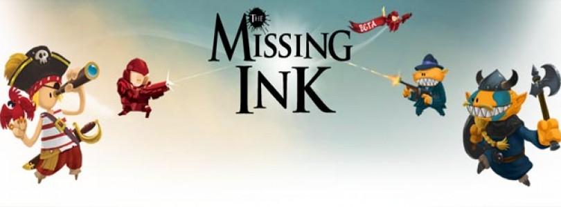 The Missing Ink llega a Kickstarter